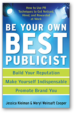 Be Your Own Best Publicist cover image